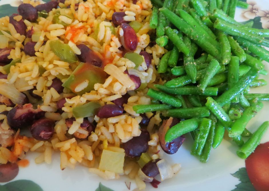 Rice and Beans 2