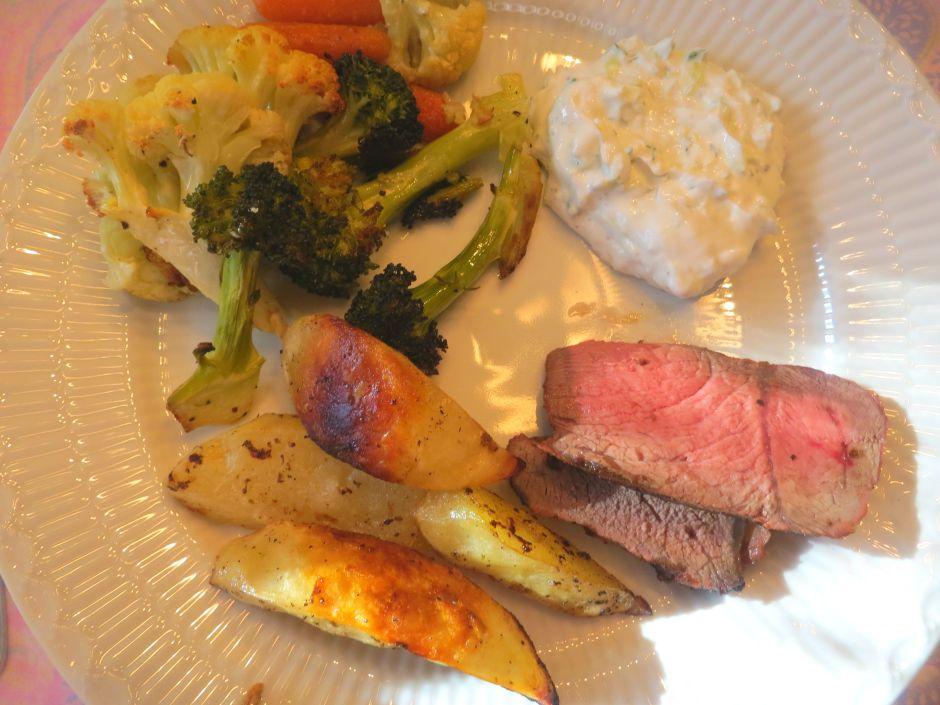 EASTER DINNER 2